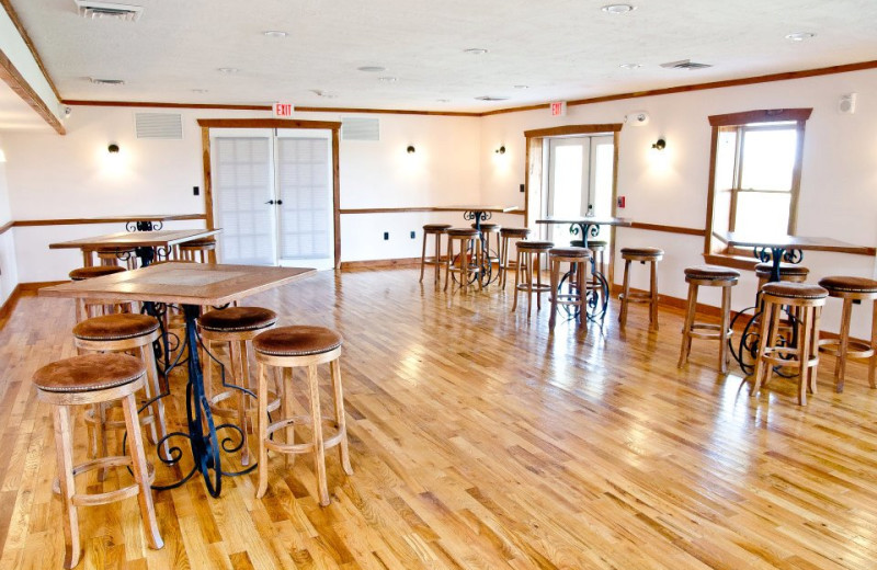 Meeting space at The Lodges at Gettysburg.