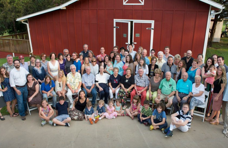 Reunions at Mill Creek Ranch Resort.