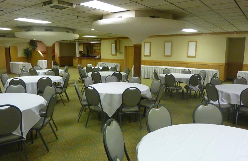Conference room at Jorgenson's Inn