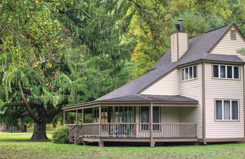 Vacation rental at Wyndham Vacation Resorts Shawnee Village.