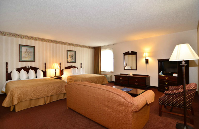 Family Suite at Best Western Music Capital Inn
