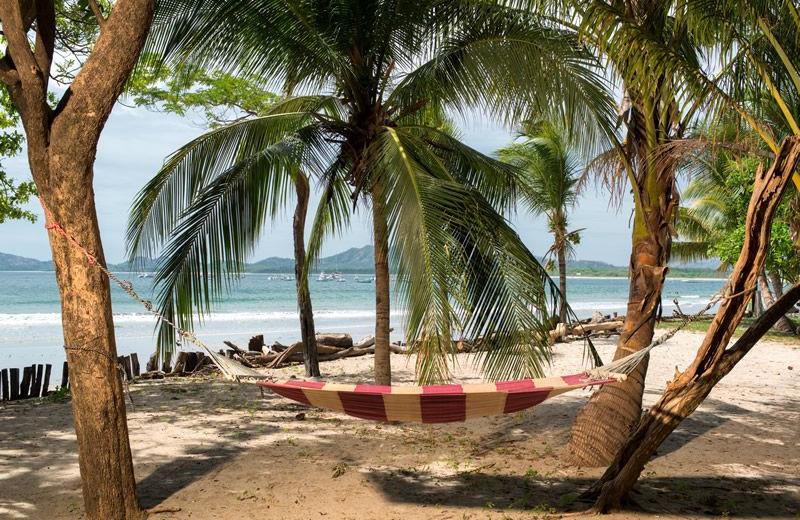 Beach at Casa Cook.