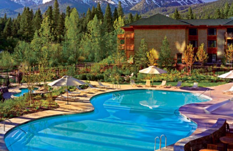 Outdoor Pool at Hyatt Regency