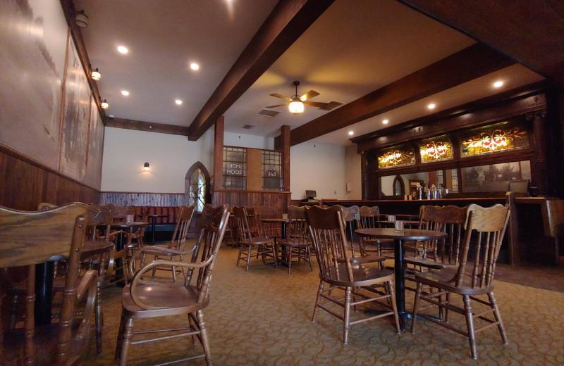 Pub at Madden's on Gull Lake.
