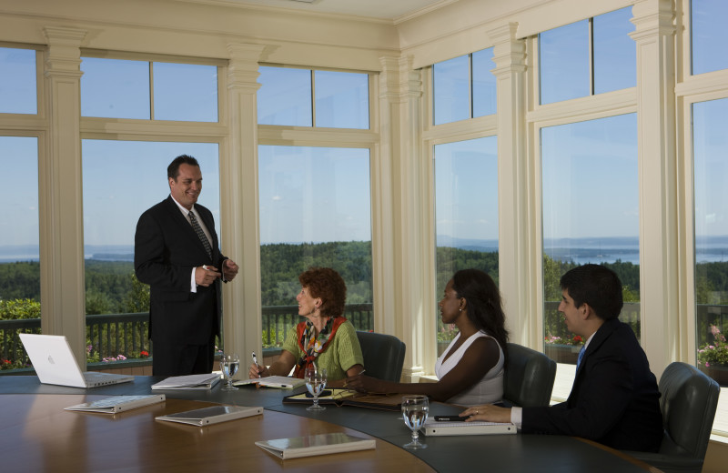 The Summit Meeting Room at Point Lookout Resort and Conference Center