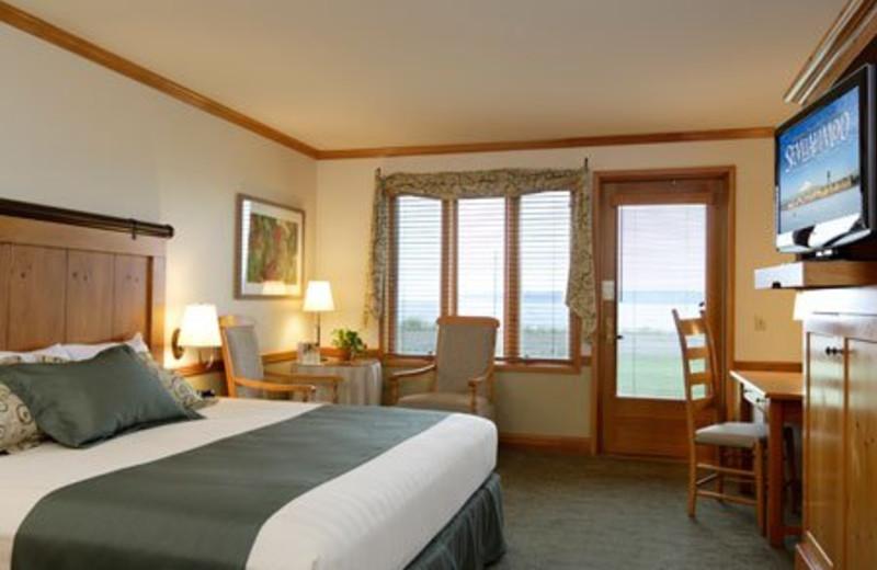 Guest Room at Semiahmoo Resort