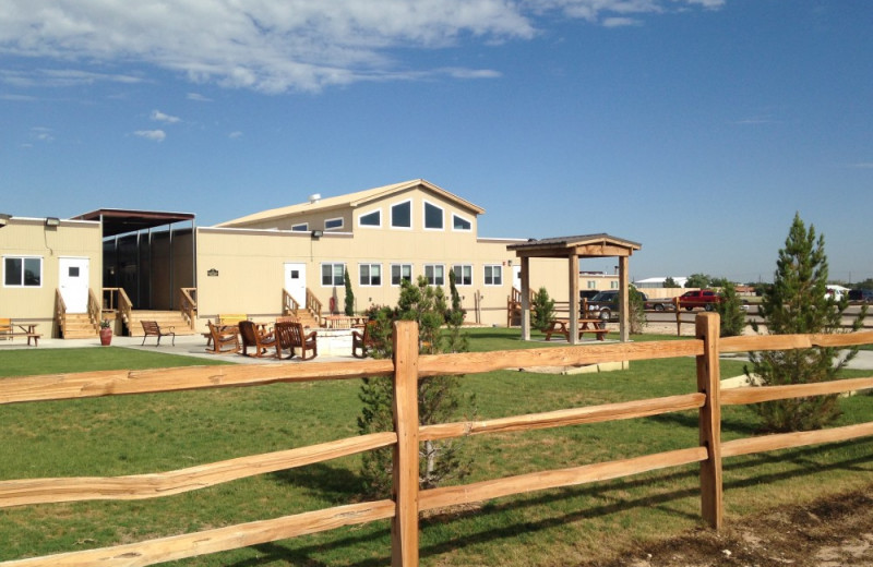 Exterior view of Ironhorse Ranch.