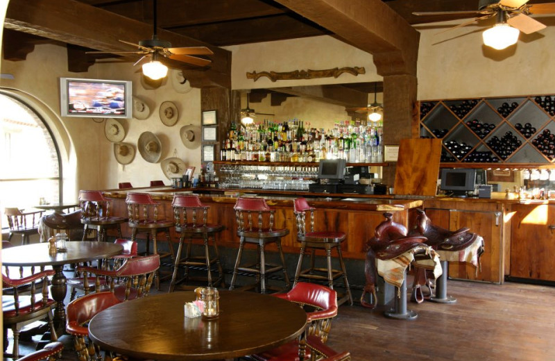 Stables Bar at Tubac Golf Resort.