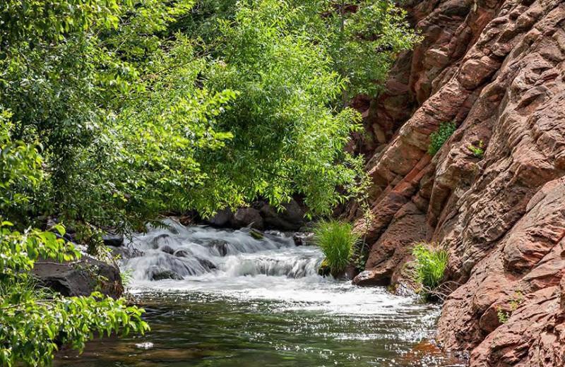 Oak Creek Canyon in Sedona