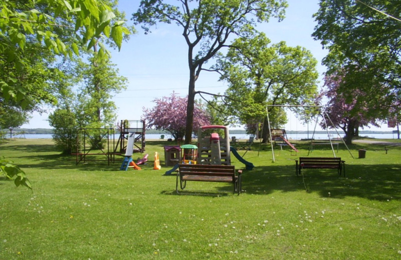Grounds at Woodlawn Resort & Campground.