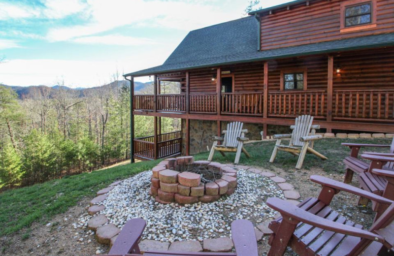 Rental exterior at Vacasa Gatlinburg.