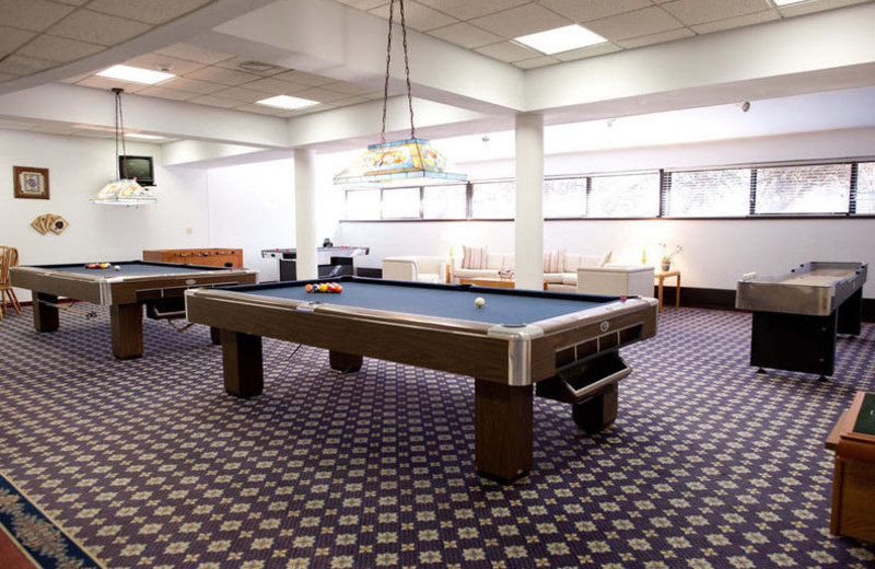 Game Room at Inn at Darden