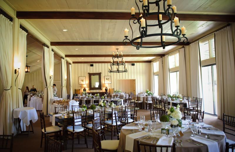 Weddings at High Hampton Resort.
