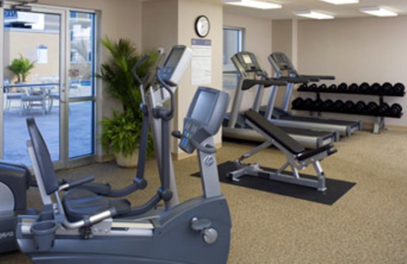 Gym View at Sheraton Metairie
