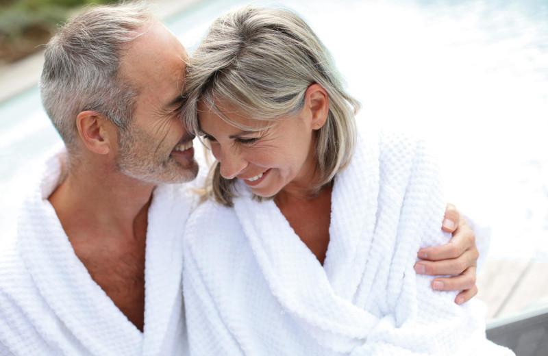 Couple at Valhalla Resort Hotel.