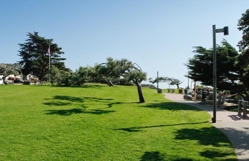 Powerhouse Park in Del Mar, California