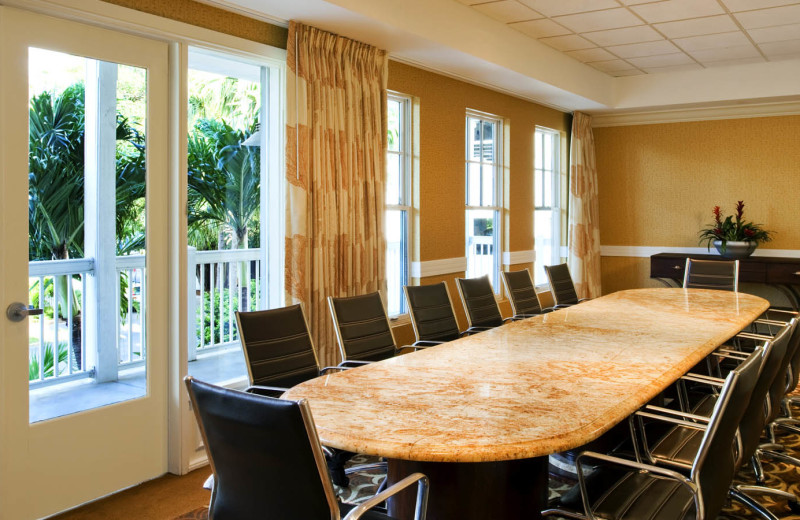 Meeting room at The Westin Key West Resort.