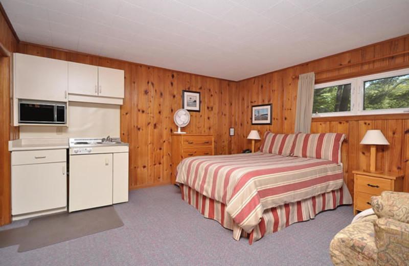 Guest Room at The Trillium Resort & Spa