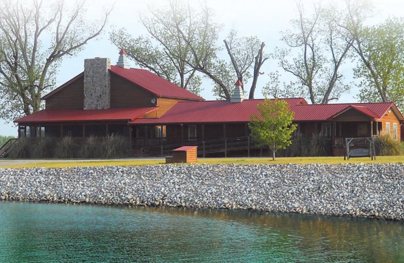Exterior view of Buckhead Ranch.