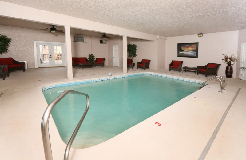 Rental pool at Eden Crest Vacation Rentals, Inc.