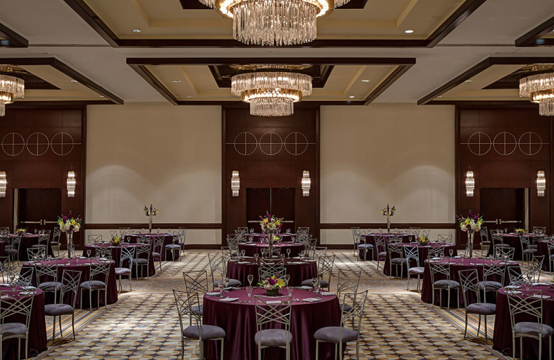 Conference Layout at Hyatt Regency Dallas