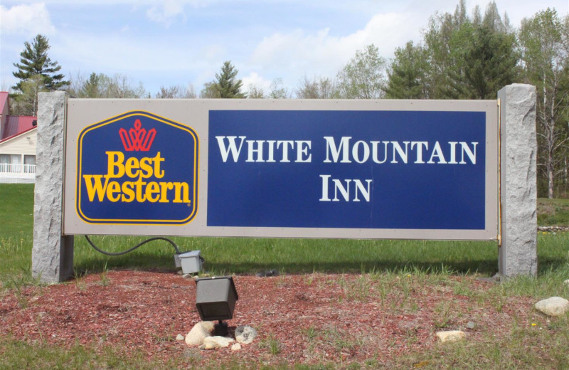 Welcome to Best Western White Mountain Inn.