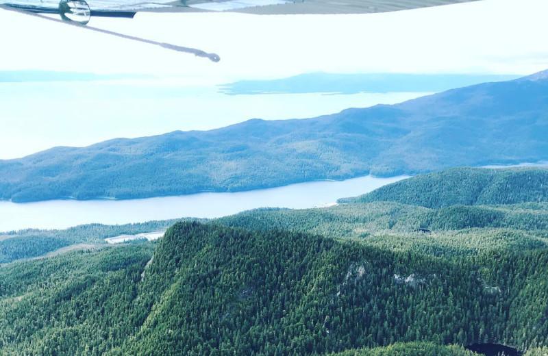 Flights at Favorite Bay Lodge.