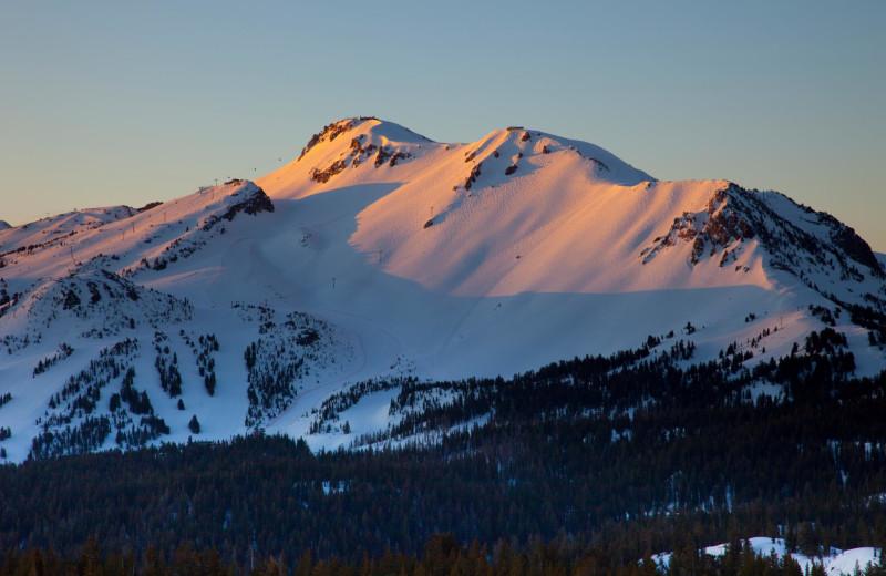 Mountain views at JetLiving.