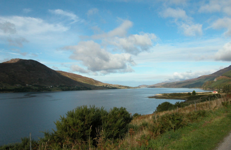 View from Cottage at West Highlands.