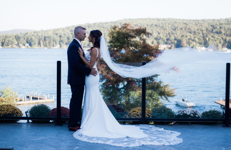 Wedding at The Lodges at Cresthaven on Lake George