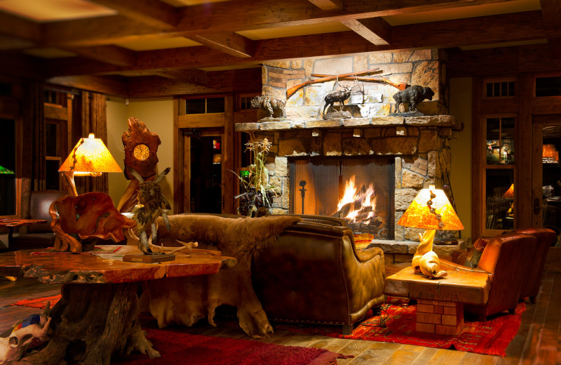 The Great Room at Kessler Canyon.