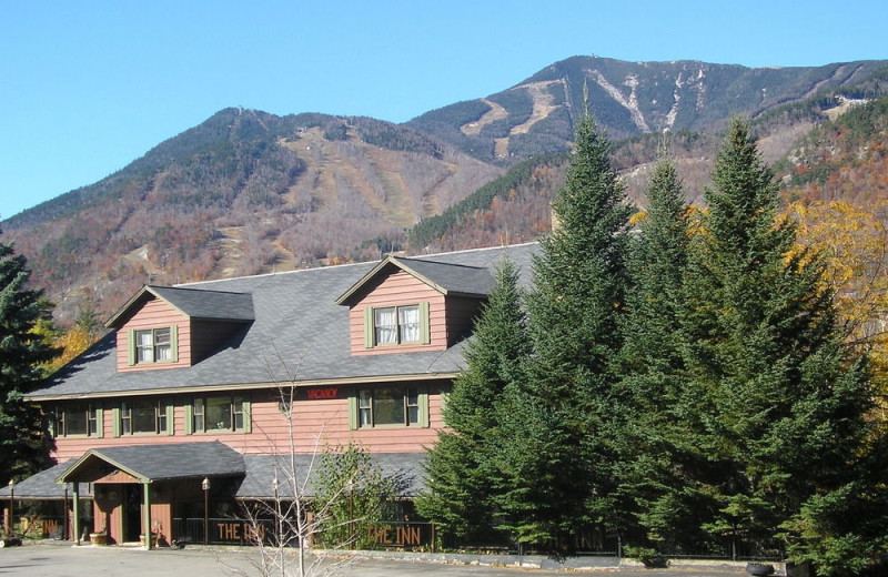 Exterior view of The Inn at Whiteface.