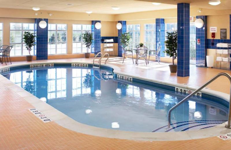 Indoor Pool at Homewood Suites by Hilton