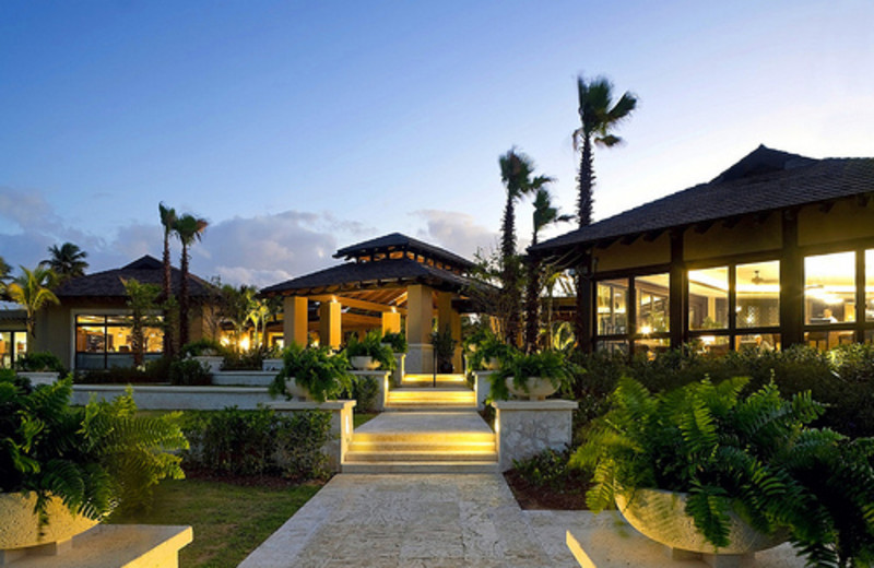 Exterior view of The St. Regis Bahia Beach Resort, Puerto Rico.