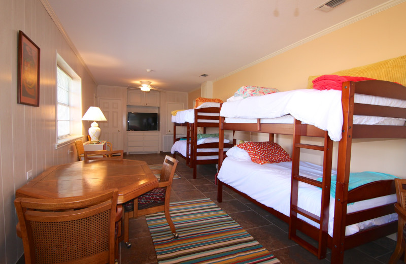 Azure Relaxin' on LBJ Little House - Third Bedroom Sleeps 6