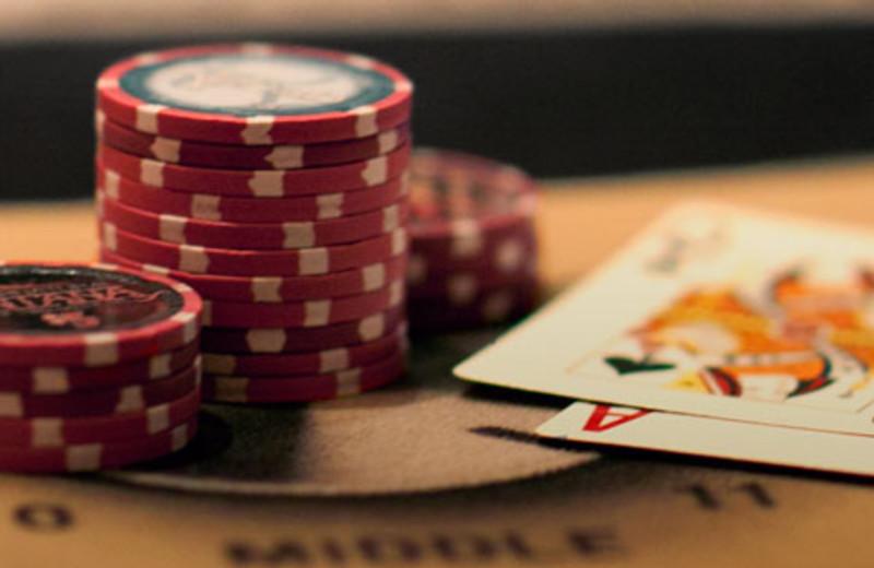 Poker Chips at Hard Rock Hotel