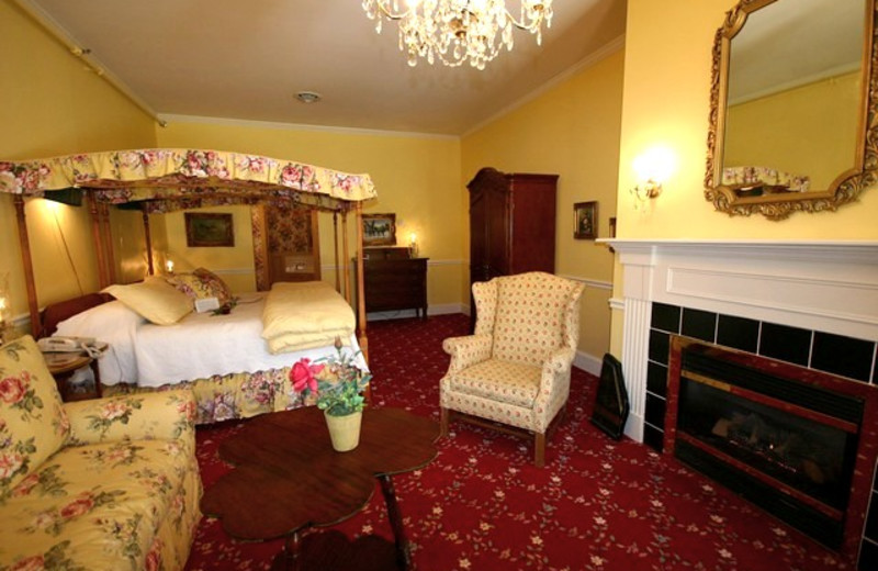 Fireplace Suite at Barnside Luxury Inn