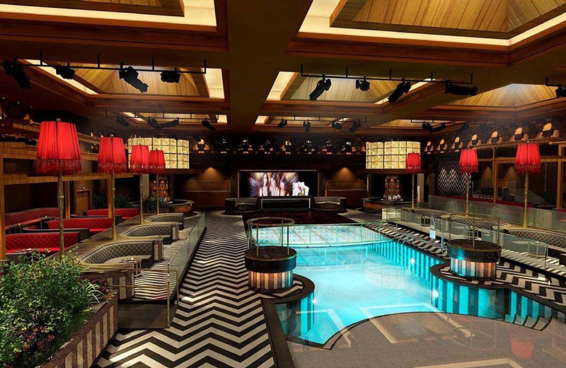 Lounge at Grand Sierra Resort and Casino.