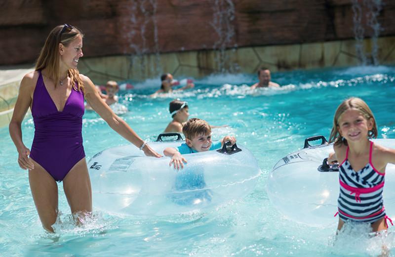 Pool at Chula Vista Resort.