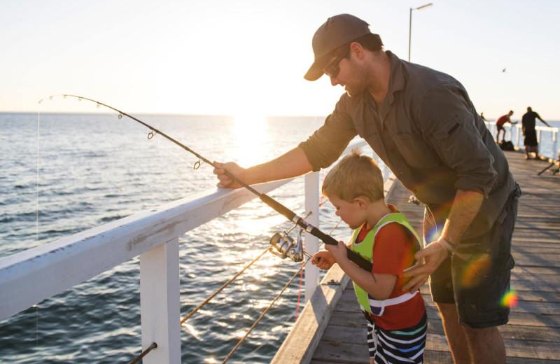 Fishing at Holiday Isle Properties, Inc.