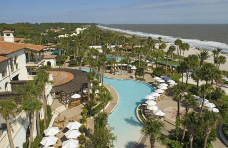 Luxury Resorts Sea Island Ga