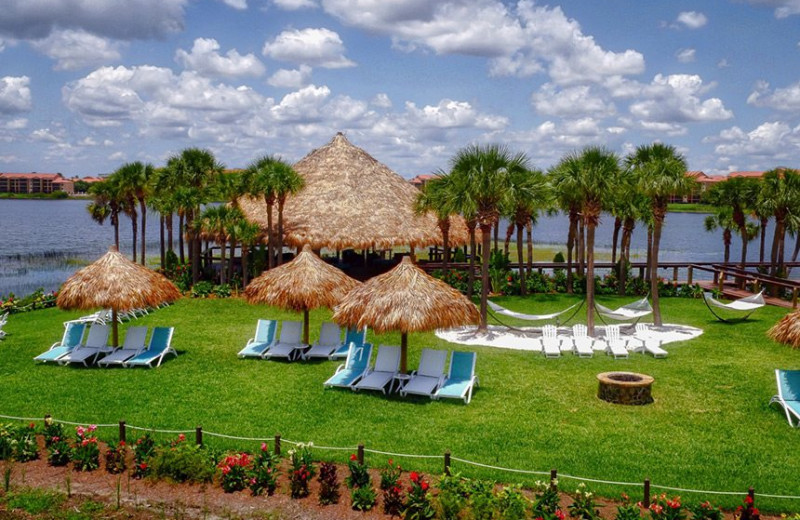 Beach at Westgate Lakes Resort & Spa.
