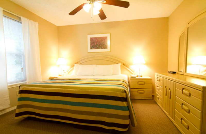 Guest Room at the Victoria Palms Inn and Suites
