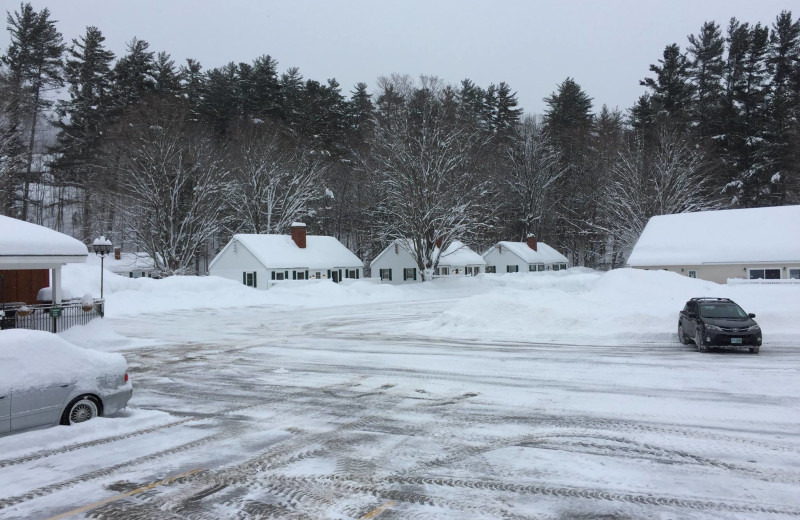 Winter at The New England Inn