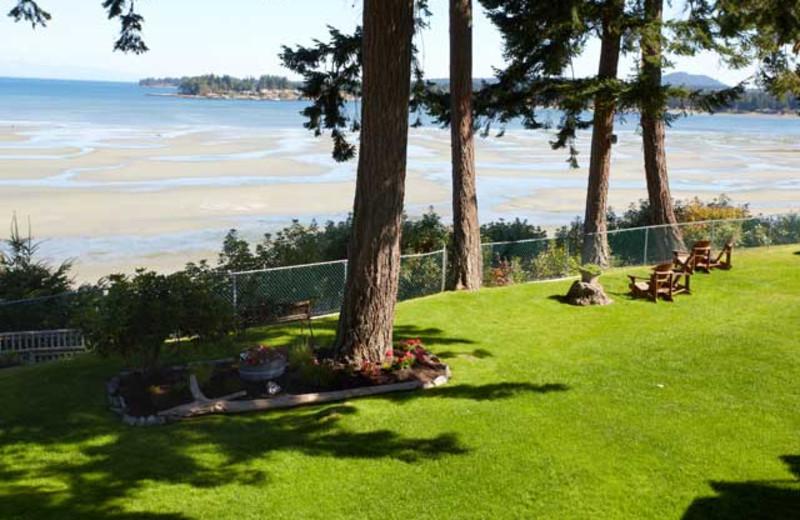 Scenic view at Madrona Beach Resort.