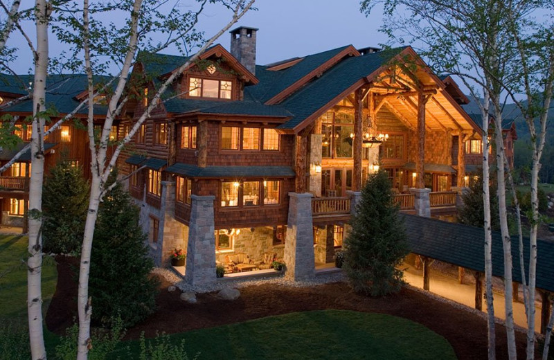 Welcome to The Whiteface Lodge.