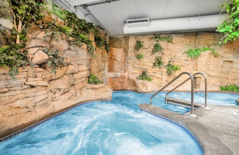 Hot tub at Holiday Inn Minneapolis NW Elk River