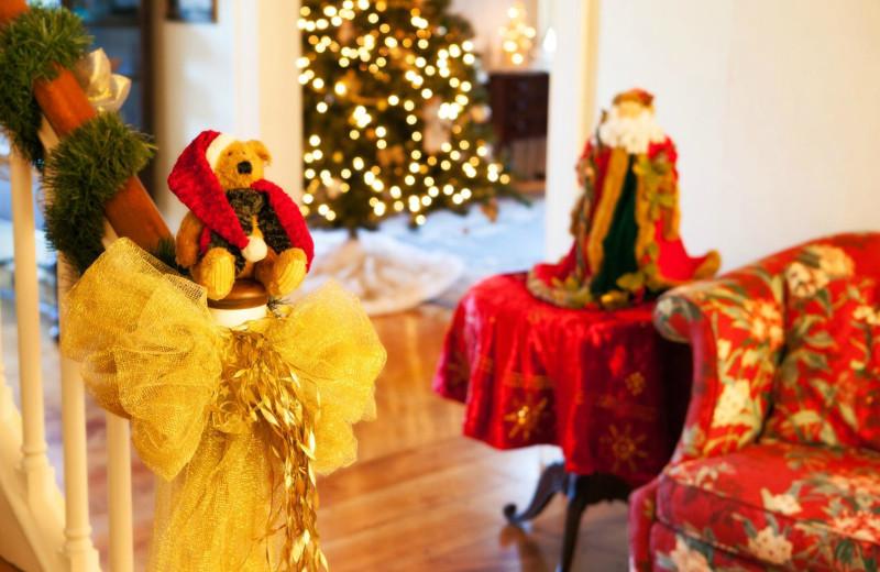 Christmas at Adair Country Inn.