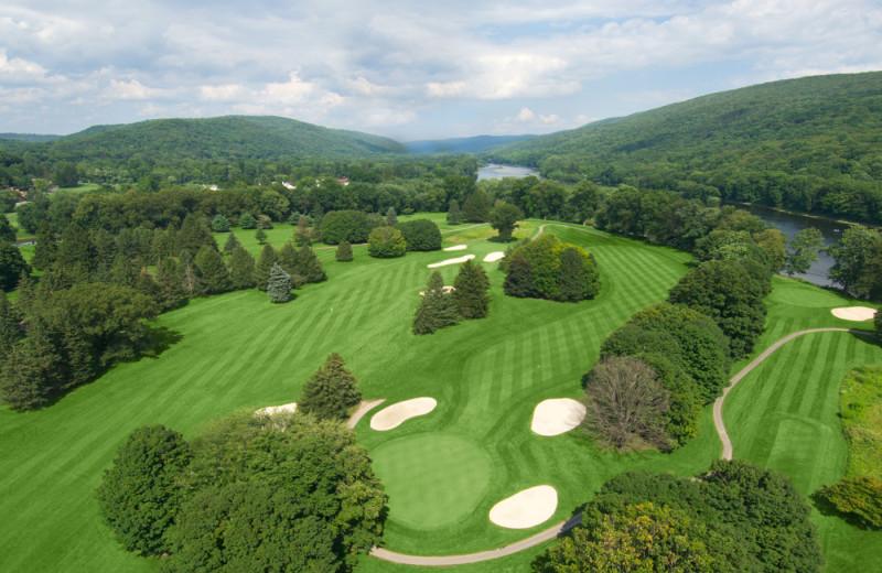 The Shawnee Inn and Golf Resort (Shawnee on Delaware, PA ...
