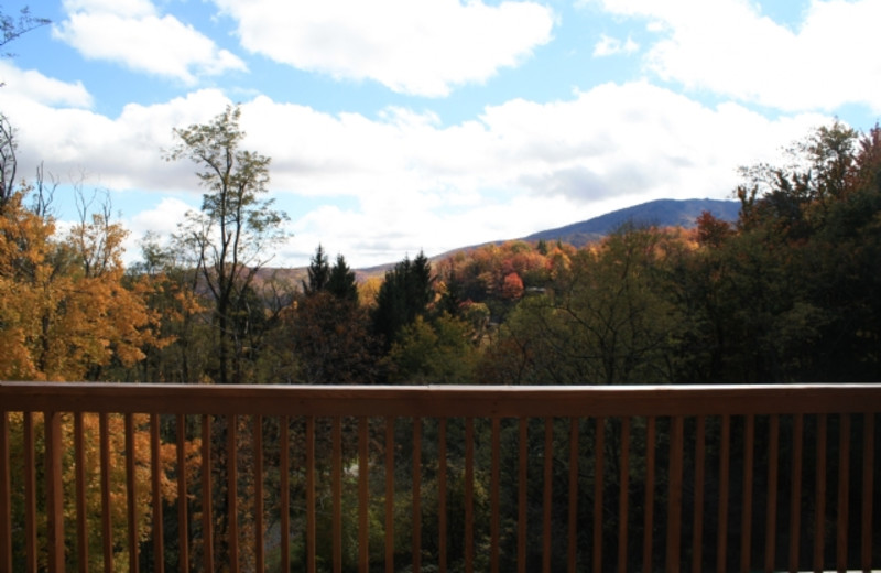 View of Mountains from Foscoe Rentals
